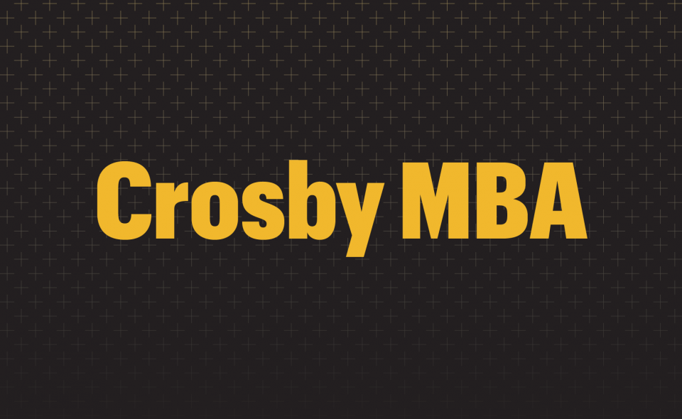 Image: Crosby MBA
