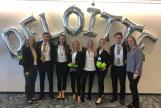 Image: Mizzou accountancy students at the Deloitte Audit Innovation Case Competition (AICC).