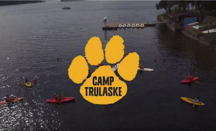 Image: Video still from Camp Trulaske video